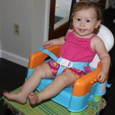 Safety 1st Booster Seat Review