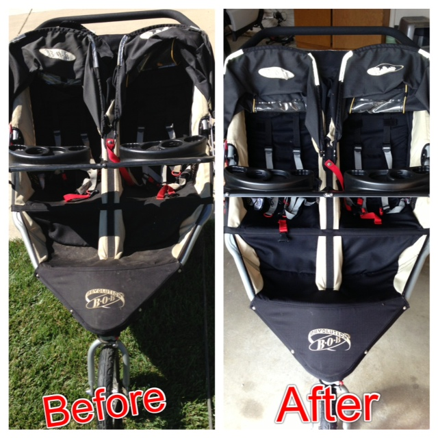 How to Clean your Jogging Stroller