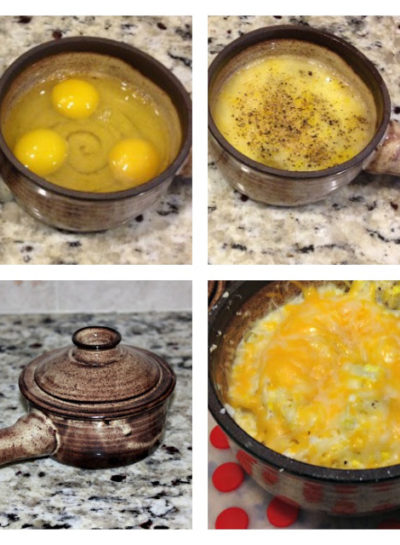 How to Microwave Eggs using the Stonewave Microwave Cooker