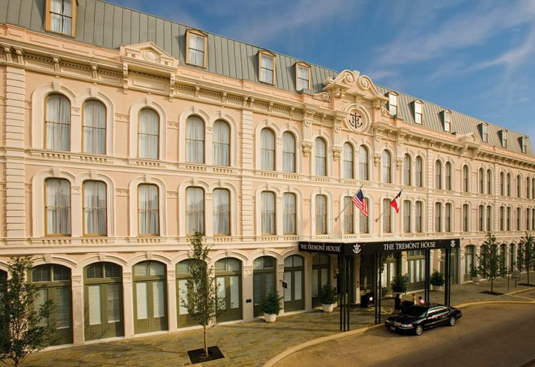 The Tremont House Review | A Wyndham Grand Hotel in Galveston, Texas | Galveston Cruise Port