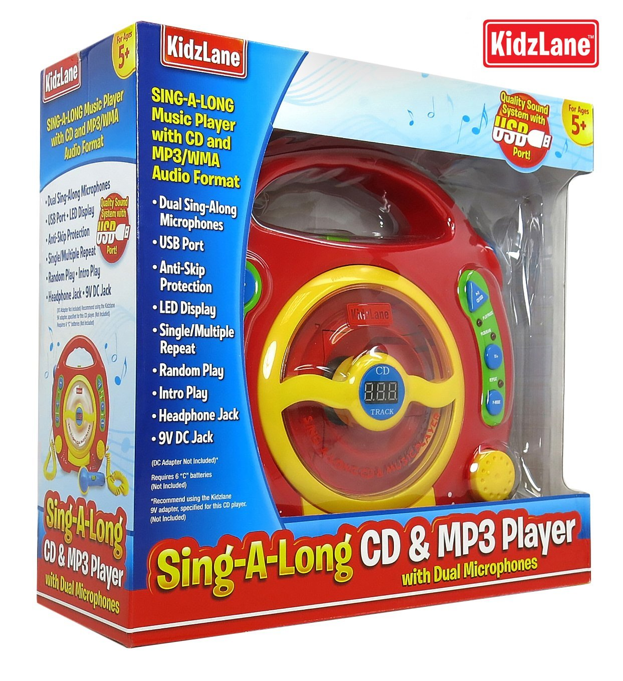 sing along music player