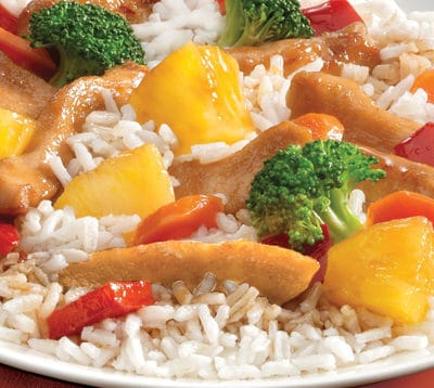 Pineapple Dragon Stir Fry Recipe