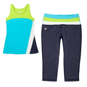 Limeapple Active Girls Apparel at Costco