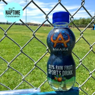 Amara, Sports drinks with low sugar AND great taste!