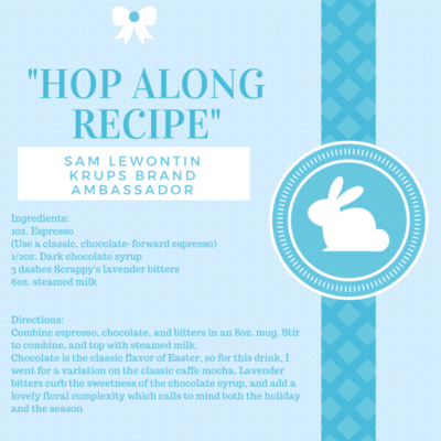 Hop Along Coffee Recipe