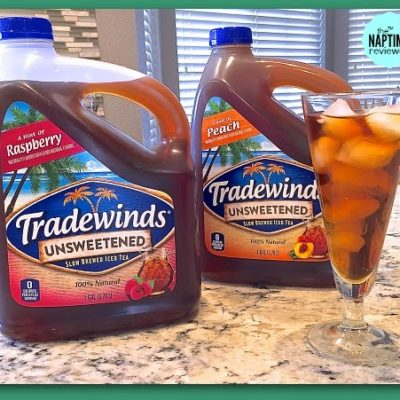 Start Your Summer with Tradewinds Tea