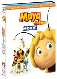 Maya The Bee on DVD and Blu-Ray May 19th + Giveaway
