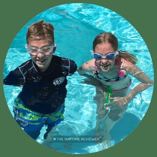 Summer Eye Protection from Speedo