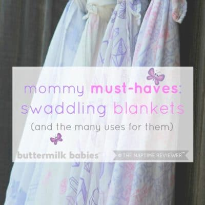 Mommy Must-Haves: Swaddling Blankets (and the many uses for them) | Buttermilk Babies