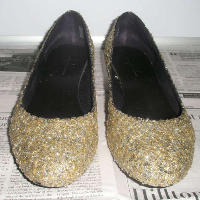 Update Your Old Shoes With These Easy DIY Makeovers