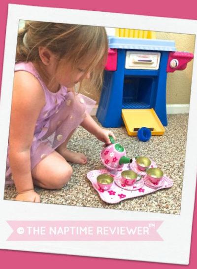 Tea Party Toy Tea Set Review