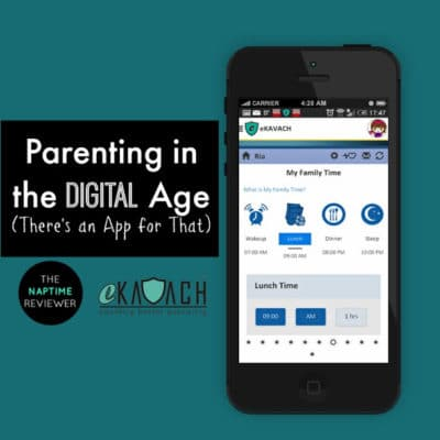 Parenting in the DIGITAL Age: There's an App for That!   eKavach