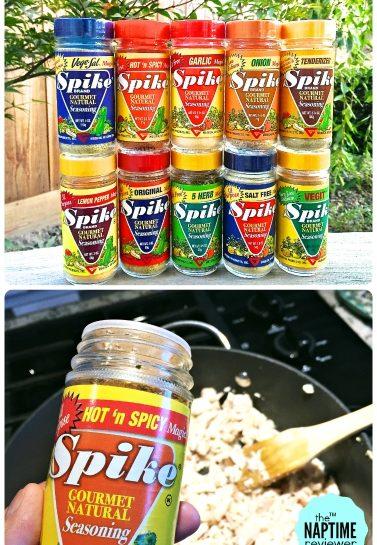 Spike Gourmet Natural Seasoning