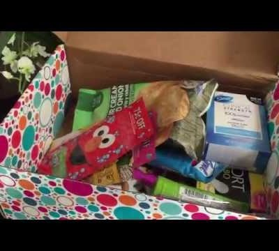 August 2015 PINCHme Box – Unboxing Video