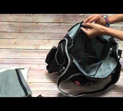 Prince Lionheart Unisex Diaper Bag Review