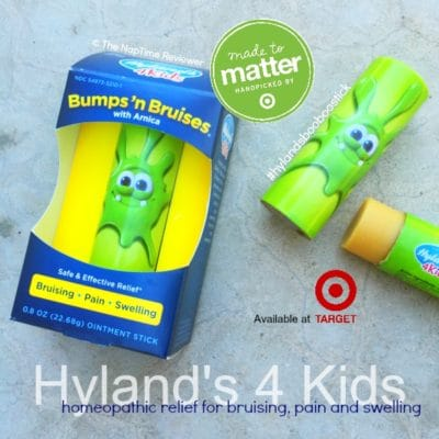 Hyland's 4 Kids Bumps 'n Bruises with Arnica + Valuable Hyland's Coupon