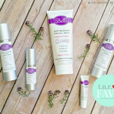 Pregnancy & Beyond Skincare from Belli