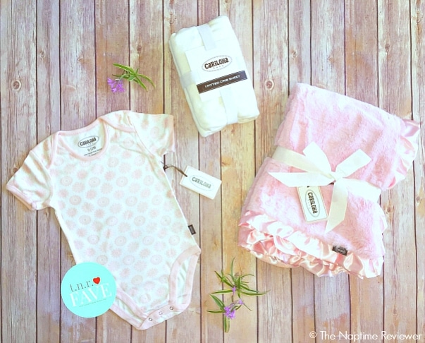 Natural Softness from Bamboo | Cariloha Baby