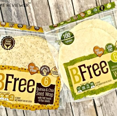 Gluten and Wheat Free Wraps | BFree Foods