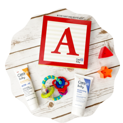 New Skincare Products from CeraVe Baby