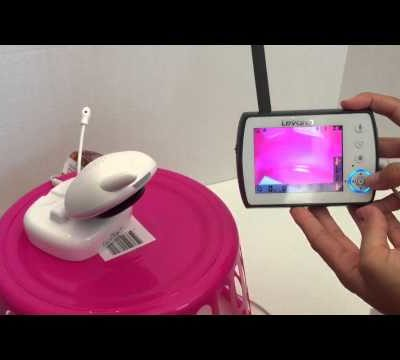 Levana Ayden Video Baby Monitor Review