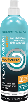 Play Again Now Recovery Gel Review
