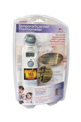 Exergen Smart Glow TemporalScanner Review + Giveaway