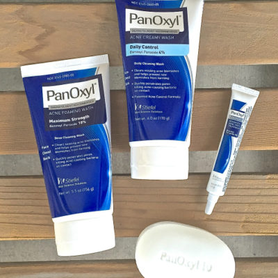 Break The Acne Cycle with PanOxyl