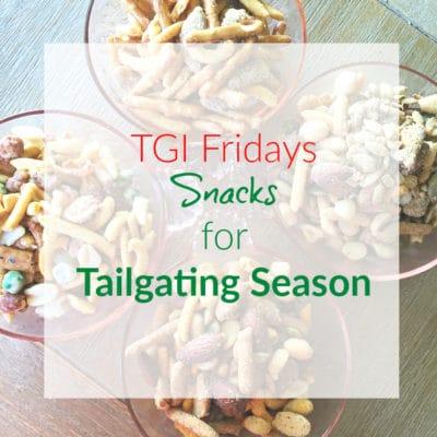 TGI Friday Tailgating Season