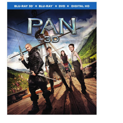 Pan Official Trailer
