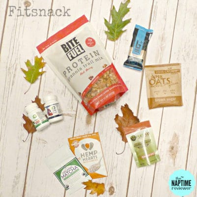 FITSNACK | NOVEMBER BOX