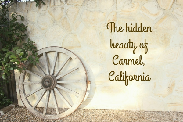 Where to Stay in Carmel, California