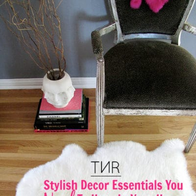 Stylish Decor Essentials You Need To Have In Your Home