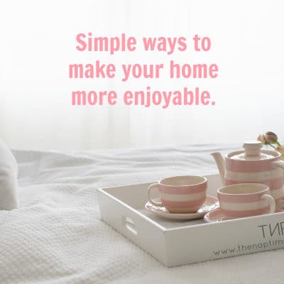 Make Your Home Wonderful… And Keep It That Way, Too!