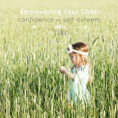 Guest Post:  Confidence, Not Self-Esteem | + Giveaway