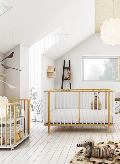 Modern Nursery Designs – Micuna Baby Products