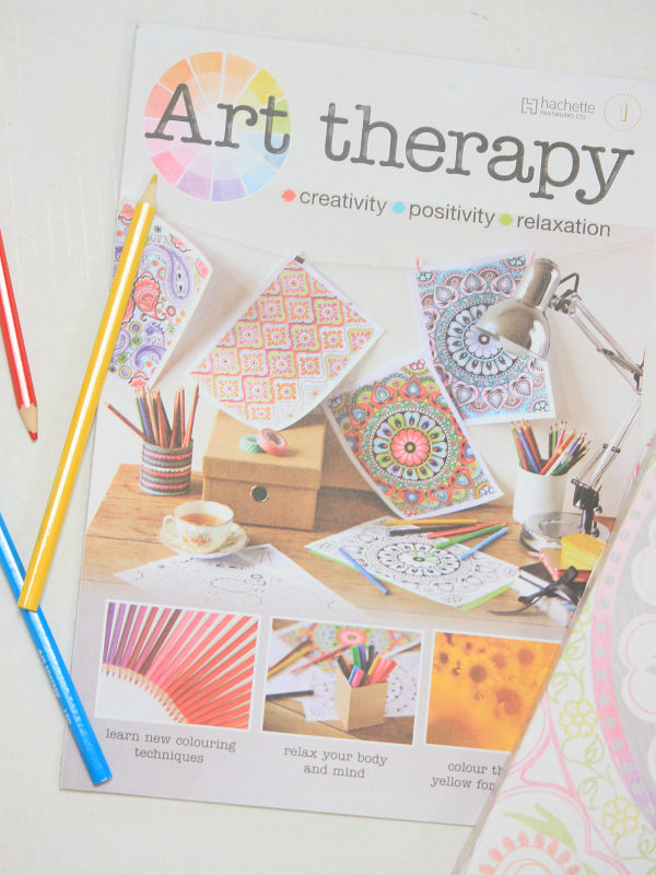 Why Adult Coloring Books are Good for your Mental Health
