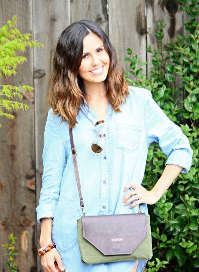 Stitch Fix and R. Riveter Handbags