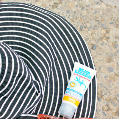 How to Stylishly Protect Your Face from the Sun