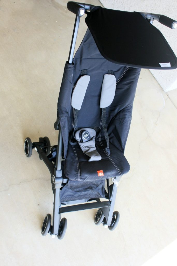 travel gear gb pockit stroller review the naptime reviewer. Black Bedroom Furniture Sets. Home Design Ideas