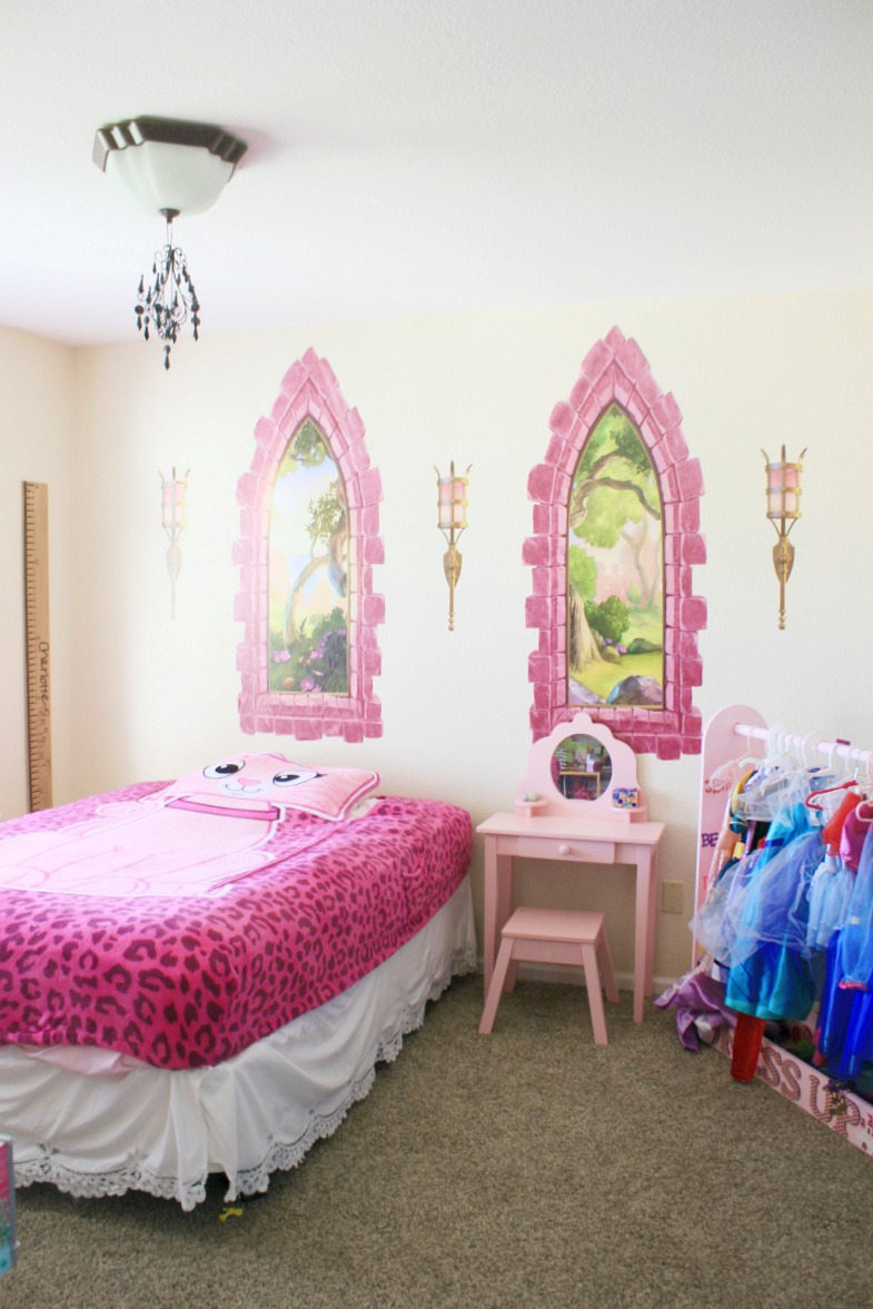 Pink Princess Room Ideas Wall Ah Wall Decals Review