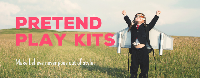 6 Pretend Play Kits for Kids