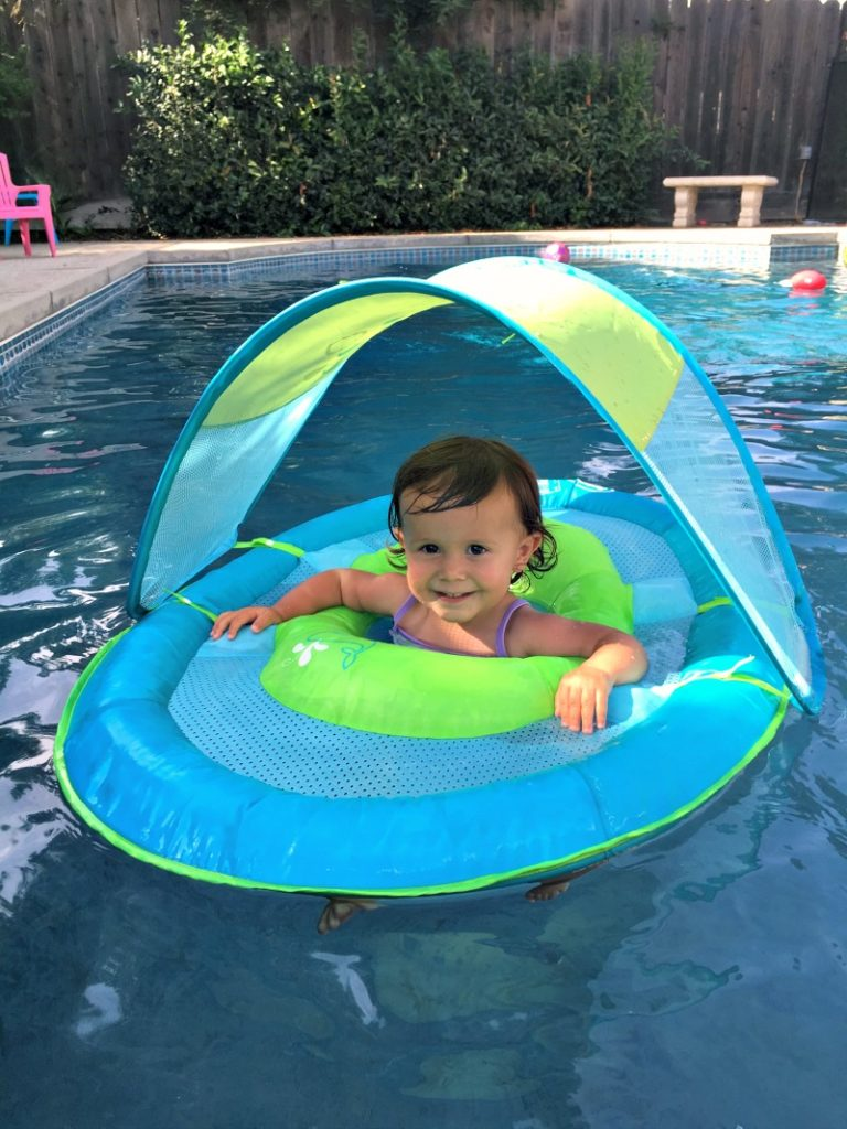 Swimways Baby Spring Float Review The Naptime Reviewer