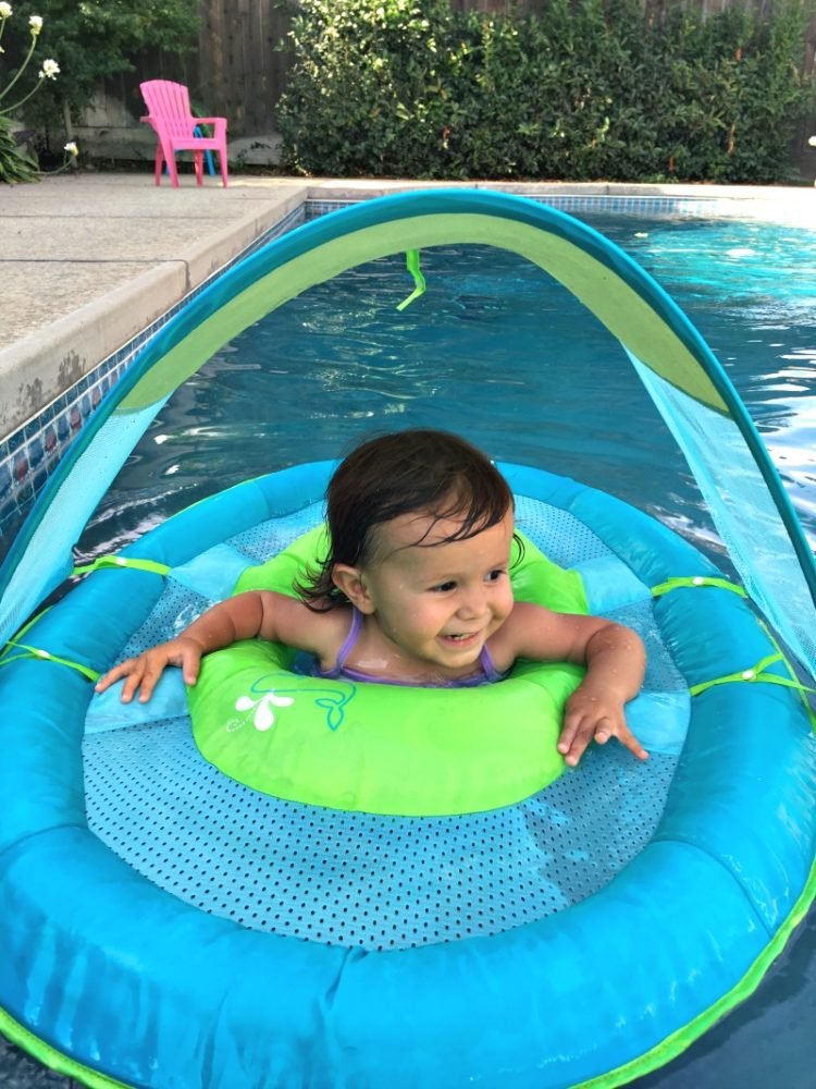Swimways Baby Spring Float Review