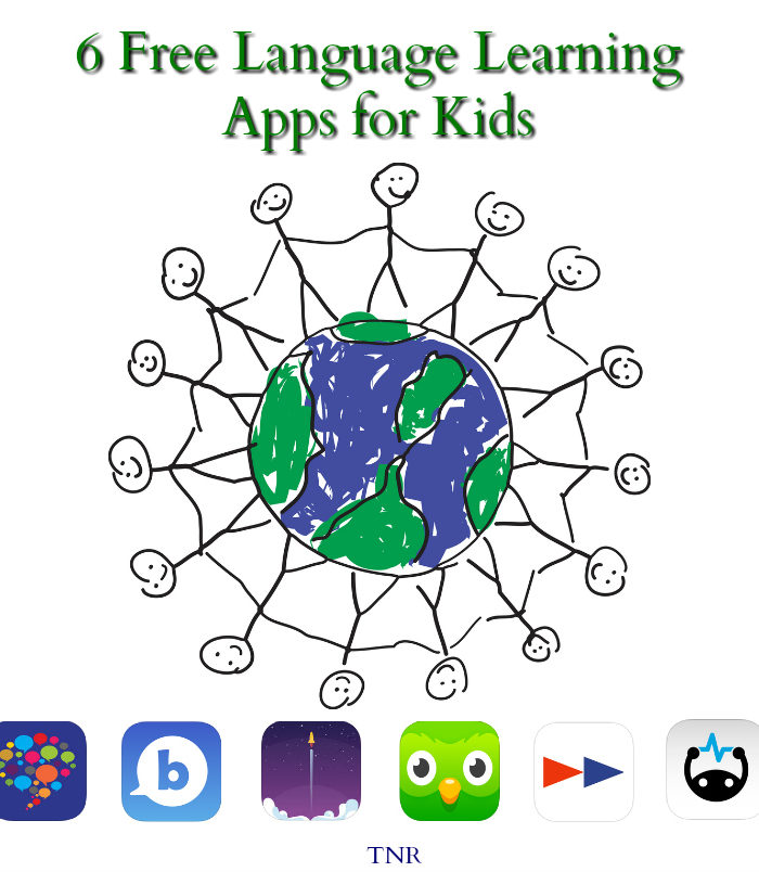 Get Your Kids To Learn New Languages And Have Fun Doing It With These 6 New Apps