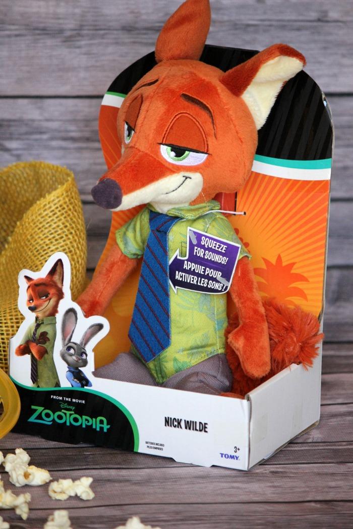 TOMY's Zootopia Toys Giveaway