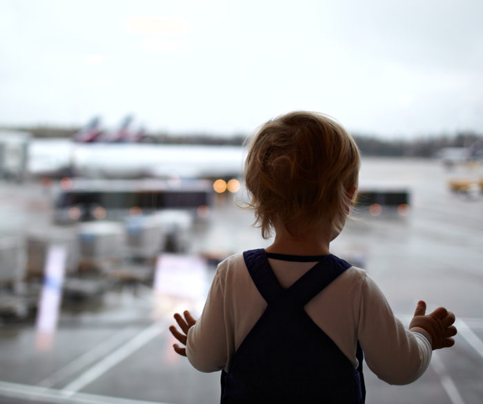 Traveling And Settling With Children