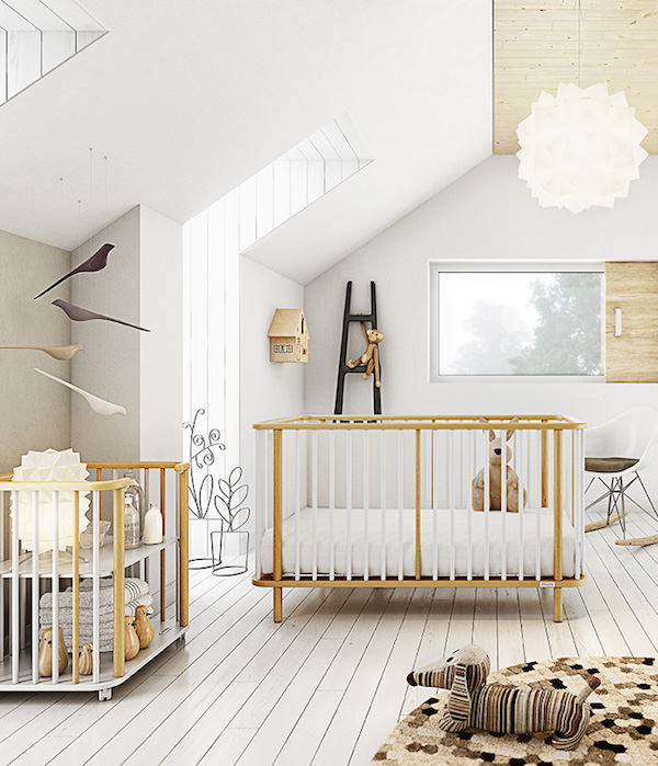 How To Design The Ideal Nursery For Your Home