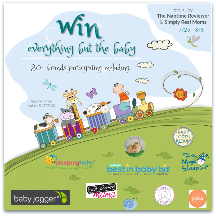 'Win Everything But The Baby' | Giveaway Event