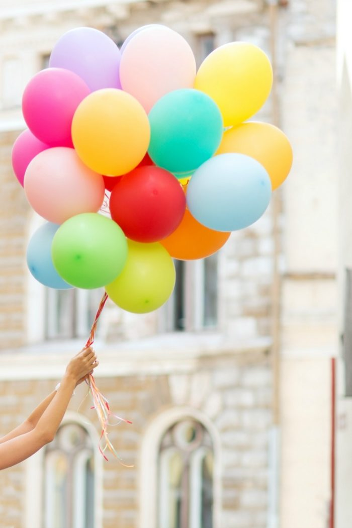 How to Feel Good Inside on Your 40th Birthday